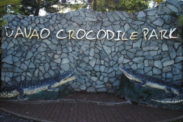 Davao Crodile park