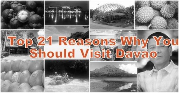 Why Visit Davao