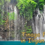 Tinago Falls in Iligan City Travel Guide
